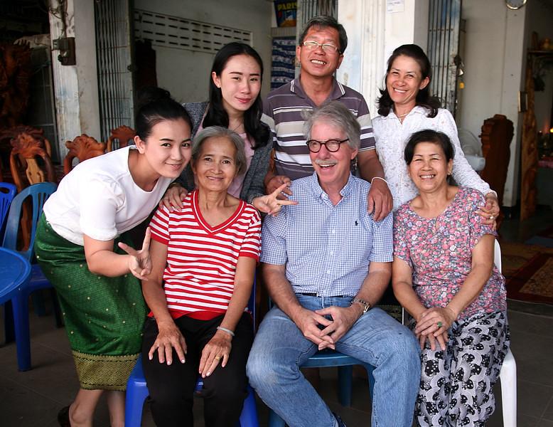 Vientiane, Laos (2014).