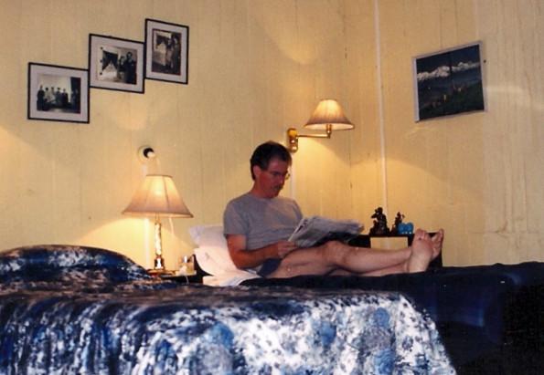 Windemere Hotel, Darjeeling, India (2006).