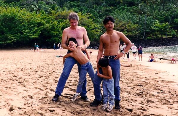 Kauai, Hawaii (2001).