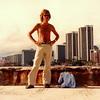 Kuhio Beach, Waikiki (1980).
