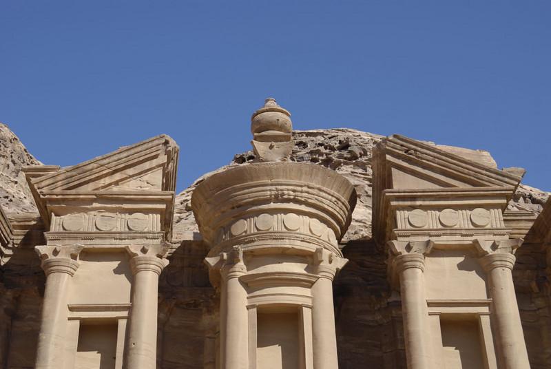 Ed Deir, Petra's largest facade