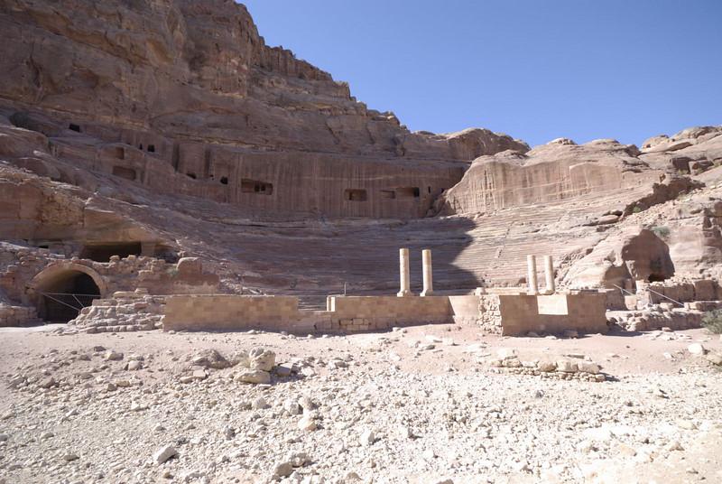 Petra, the Theatre