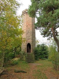 Rehbergturm 560 + 14 mtr. 1862