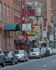 Philadelphia Chinatown.