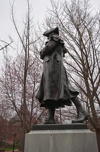 Statue of Robert Morris (Independence National Historical Park, Philadelphia)