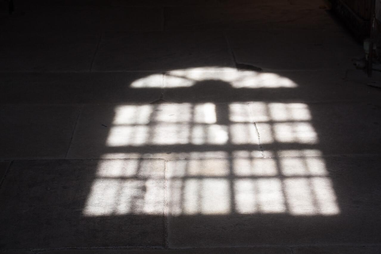 Sunlight Through The Window