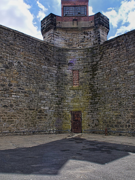 World's first true penitentiary; designed to inspire penitence, or true regret, using a system of solitary confinement as punishment.