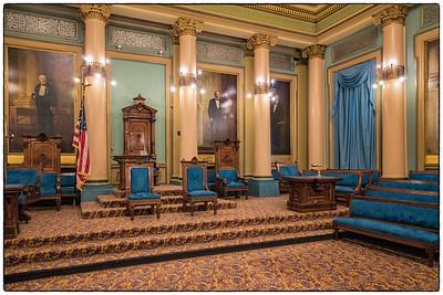 Grand Lodge - Ionic Hall