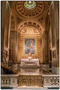 Basilica of Saints Peter & Paul - Side Alter