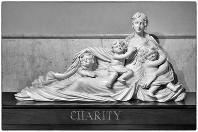 Freemasonry Philosophy - The Three Graces - Charity