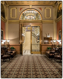 Grand Lodge - Ben Franklin Room