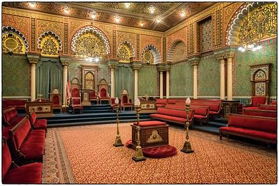 Grand Lodge - Oriental Hall