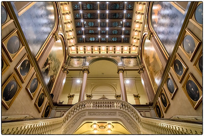 Grand Lodge - Grand Staircase - 2nd Floor