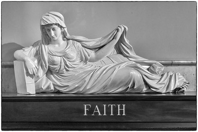 Freemasonry Philosophy - The Three Graces - Faith