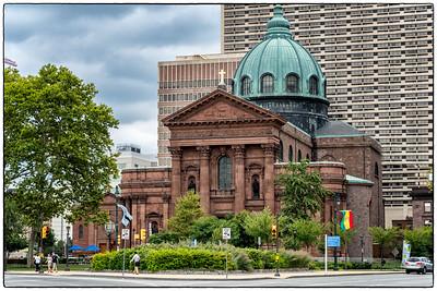 Basilica of Saints Peter & Paul - Philadelphia