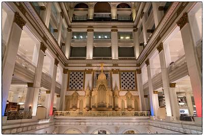 Macy's Center City - Wanamaker Organ