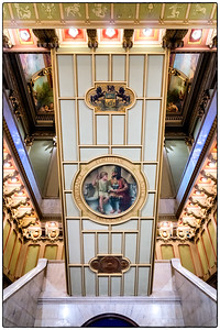 Grand Lodge - Underside of the Grand Staircase