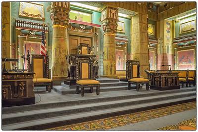 Grand Lodge - Egyptian Hall