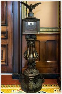 Grand Lodge - Museum Letter Box