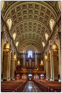 Basilica of Saints Peter & Paul - Rear View