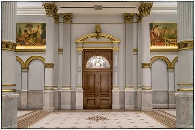 Grand Lodge - Grand Banquet Hall - Doors
