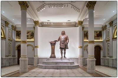 Grand Lodge - Grand Banquet Hall - Ben Franklin