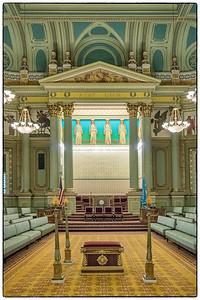Grand Lodge - Corinthian Hall