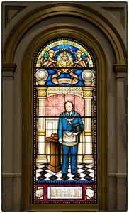 Grand Lodge - Grand Banquet Hall - Truman Window