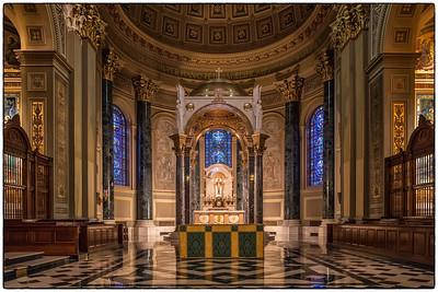 Basilica of Saints Peter & Paul - Main Alter