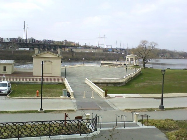 Fairmount Waterworks.