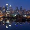 Philadelphia Skyline. #3