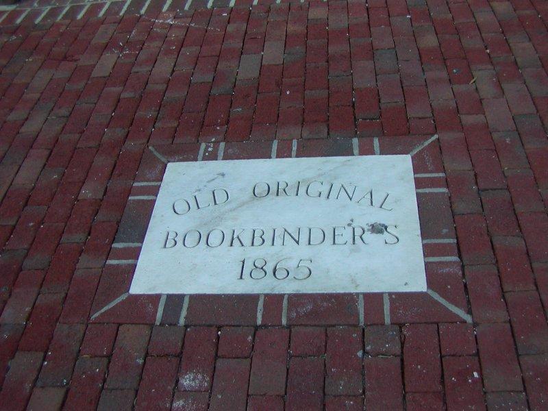 Bookbinder's 1