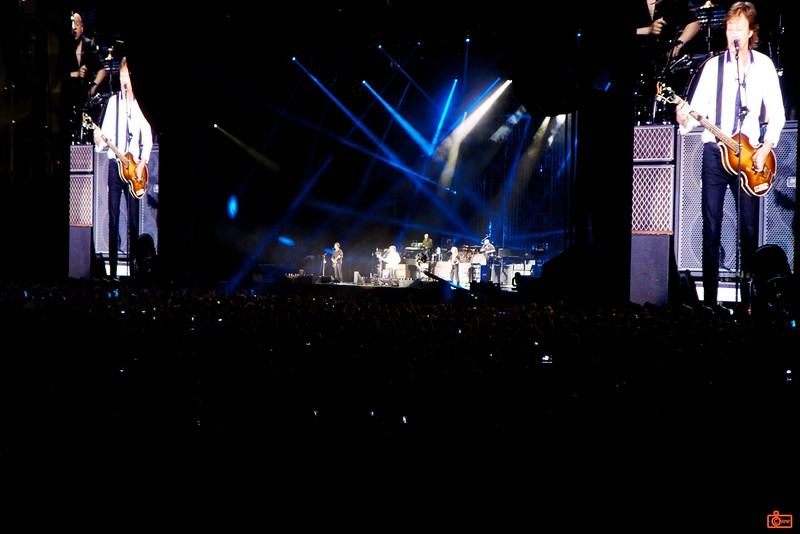 Paul McCartney in concert<br /> IMG_3960