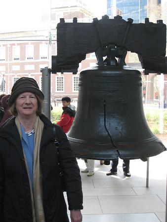Philadelphia/ Washington, D.C., April 2009    .