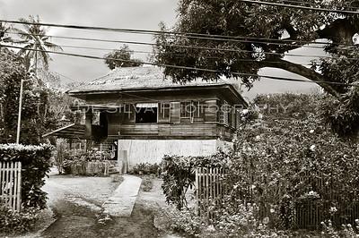 Native Bamboo House Kalibo, Aklan Philippines