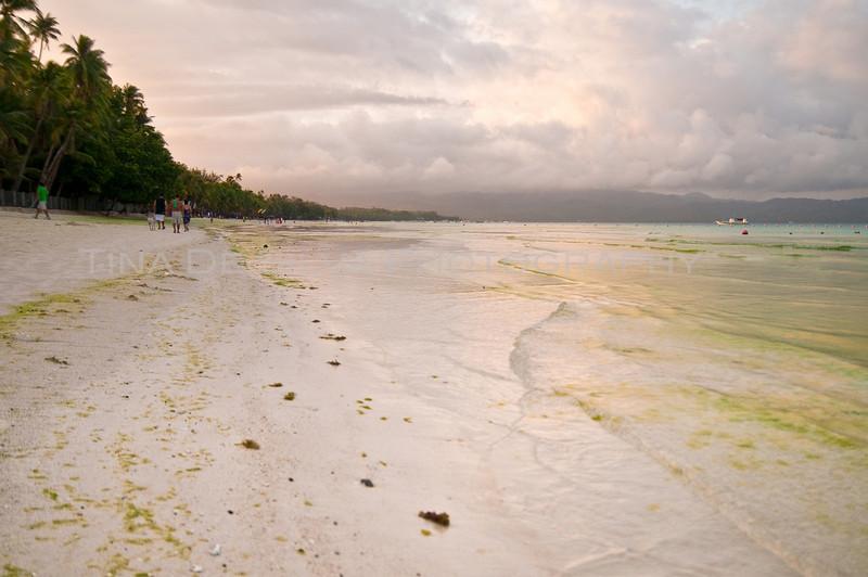 Sunrise at the Beach3<br /> Boracay Beach<br /> Philippines