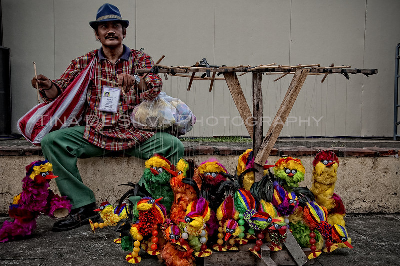 The Puppet Master<br /> Intramuros, Manila<br /> Philippines