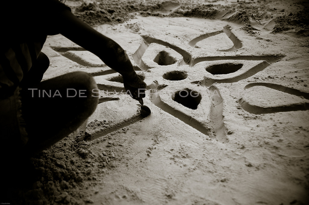 Sand Creation<br /> Boracay Beach<br /> Philippines