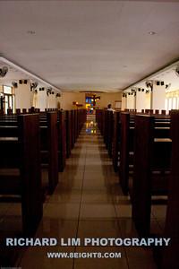 Ateneo college Chapel.