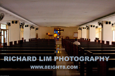 The college Chapel which I admittedly did not visit as often as I should during my years at the Ateneo.