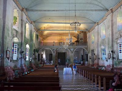coral stone church