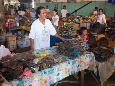 Baclayon market