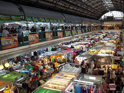 Greenhills indoor market. this place was insane fun.