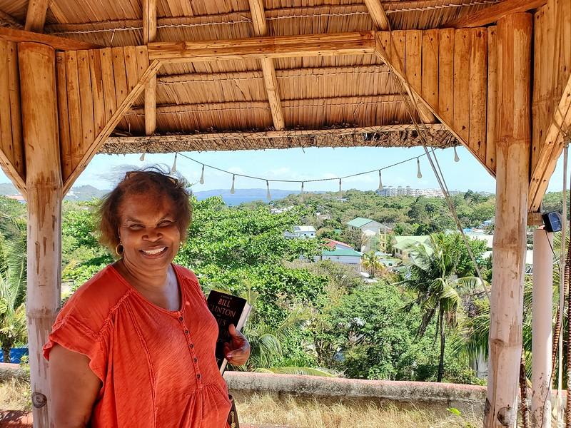 Overlooking Boracay.