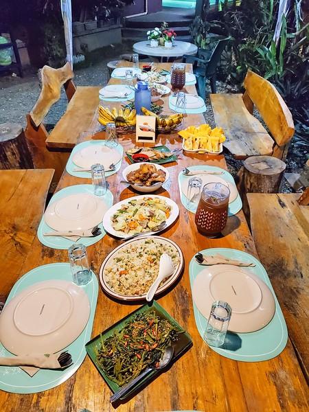 A home made feast!