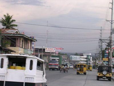 Street scene, Iligan city