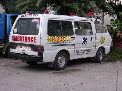 Ambulance, Cityhall, Iligan city