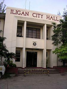 Cityhall, Iligan city