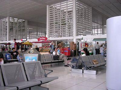 Manila Airport, Domestic terminal