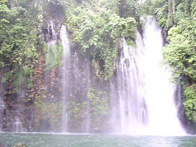 Tiago Falls, Iligan city